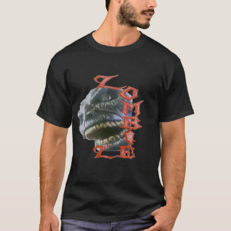 ZombieZ logo blk t-shirt