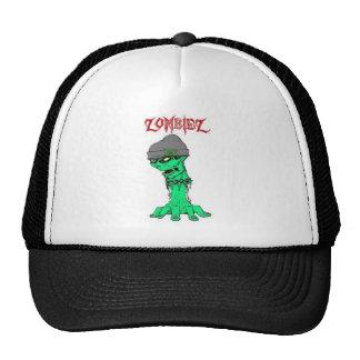 Zombiez Mascot truckers cap Trucker Hat