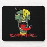 ZombieZ Screamin Inliner Alfombrilla De Raton