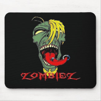ZombieZ Screamin Inliner Mouse Pad