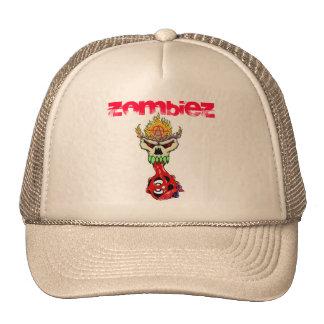 , ZombieZ torció el casquillo de los camioneros 8B Gorras De Camionero
