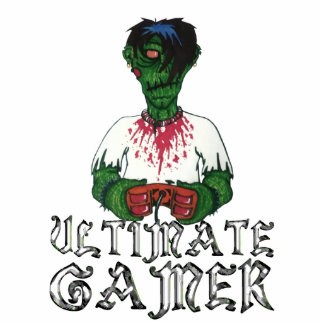 ZombieZ ULTIMATE GAMER PHOTO SCULPTURE