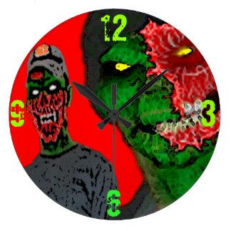 ZombieZ Undead 2 Wall Clock