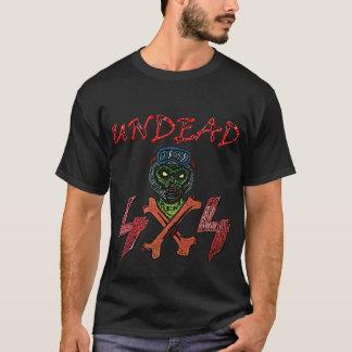 ZombieZ Undead 4x4 T-SHIRT