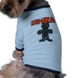ZombieZ ZOMBEAR DOG SHIRT