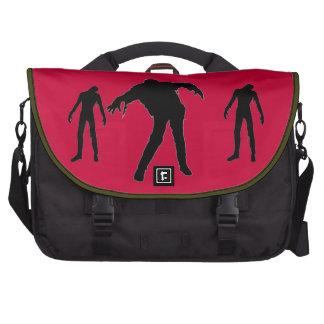 Zombified Commuter Laptop Bag