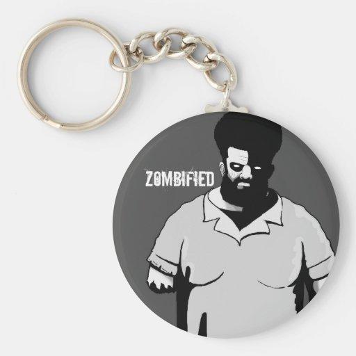 Zombified Keychain