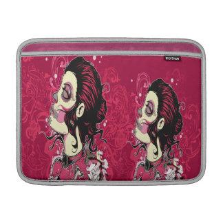 zombified Macbook Air Sleeve