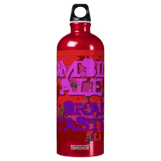 Zombilin Ale's A No Brainer Water Bottle