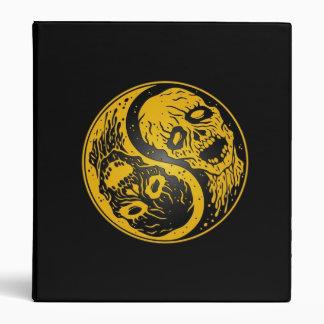 Zombis amarillos y negros de Yin Yang