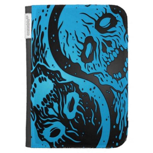 Zombis azules y negros de Yin Yang