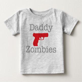 ¡Zombis! ¡Bebé! Playera De Bebé