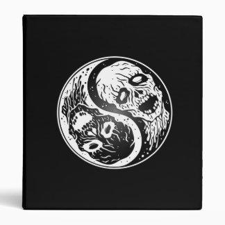 Zombis blancos y negros de Yin Yang