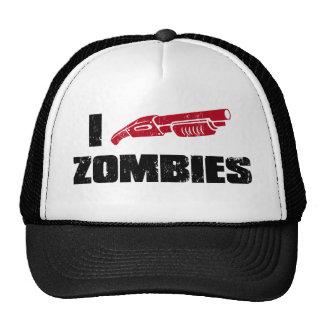 zombis de la escopeta i gorros