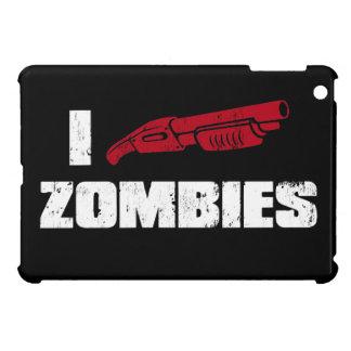 zombis de la escopeta i iPad mini protectores