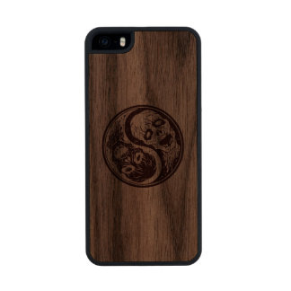 Zombis de madera de Yin Yang