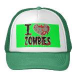 zombis del corazón i gorras de camionero