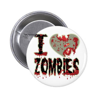 ¡zombis del corazón i! pin