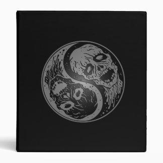 Zombis grises y negros de Yin Yang