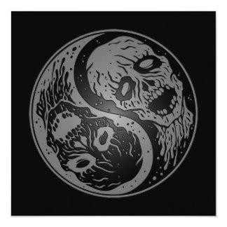 Zombis grises y negros de Yin Yang Comunicados Personales