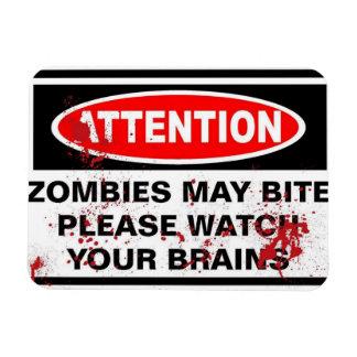 zombis imanes rectangulares