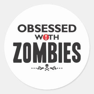 Zombis obsesionados etiqueta