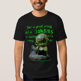 zombis que nos persiguen camisas