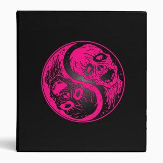 Zombis rosados y negros de Yin Yang