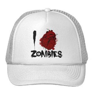 zombis sangrientos del corazón i gorras