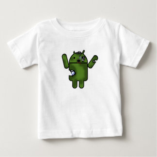 Zombroid Baby T-Shirt