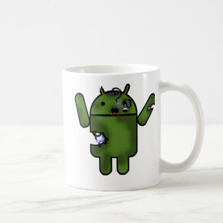 Zombroid Coffee Mug