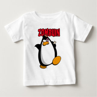Zombuin - The Zombie Penguin Baby T-Shirt
