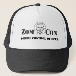 ZomCon Zombie Control Office Hat