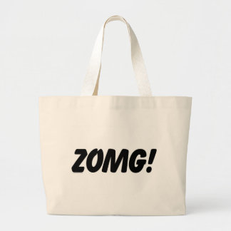 ZOMG! CANVAS BAGS