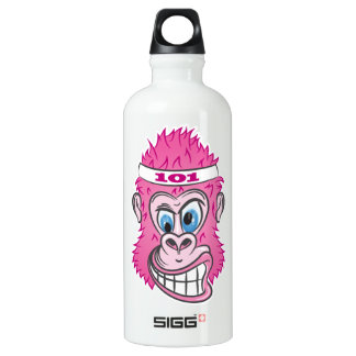 ZOMG, gorilas en el salvaje Botella De Agua