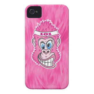 ZOMG, gorilas en el salvaje Carcasa Para iPhone 4