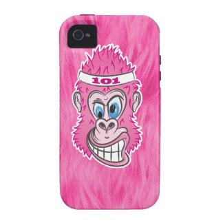 ZOMG, gorilas en el salvaje Funda Case-Mate Para iPhone 4