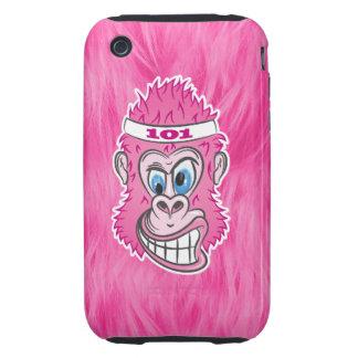 ZOMG, gorilas en el salvaje Funda Though Para iPhone 3