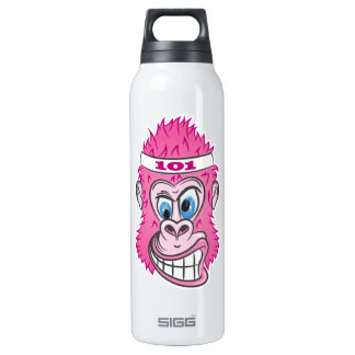 ZOMG, Gorillas in the Wild Insulated Water Bottle