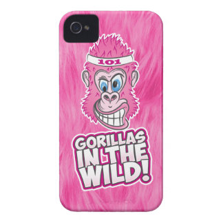 ZOMG, Gorillas in the Wild iPhone 4 Cases