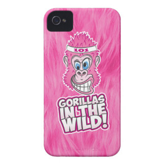 ZOMG, Gorillas in the Wild iPhone 4 Cover