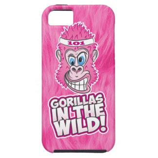 ZOMG, Gorillas in the Wild iPhone 5 Case