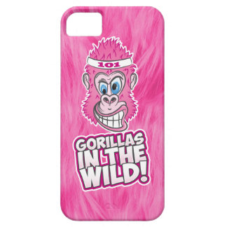 ZOMG, Gorillas in the Wild iPhone 5 Cases