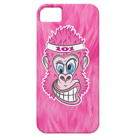 ZOMG, Gorillas in the Wild iPhone SE/5/5s Case