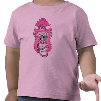 ZOMG, Gorillas in the Wild Tees