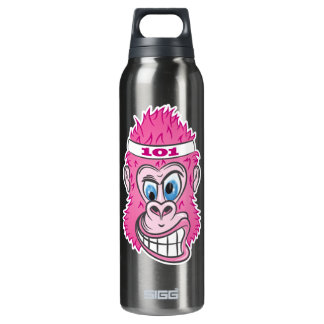 ZOMG, Gorillas in the Wild Thermos Bottle