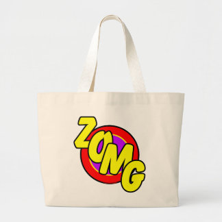 ZOMG LARGE TOTE BAG