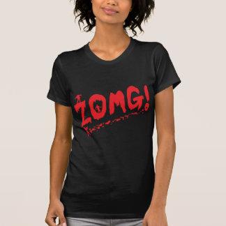 ZOMG Walking Zombie Shirt