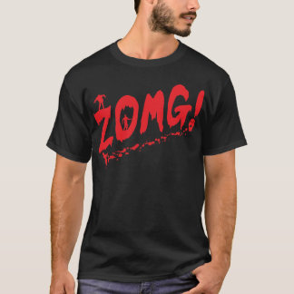 ZOMG Walking Zombie T-Shirt