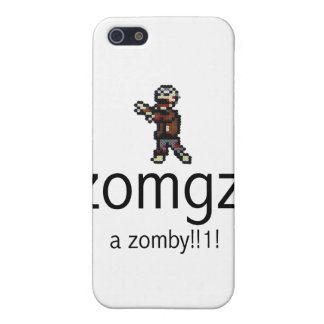 zomgz! a zomby!!1! cover for iPhone 5